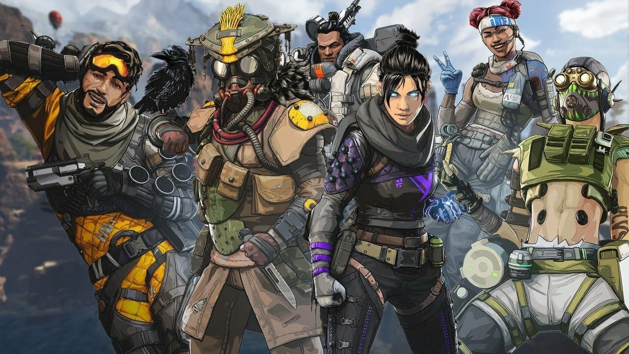 Video: Here's What Apex Legends Looks Like On Nintendo Switch 1