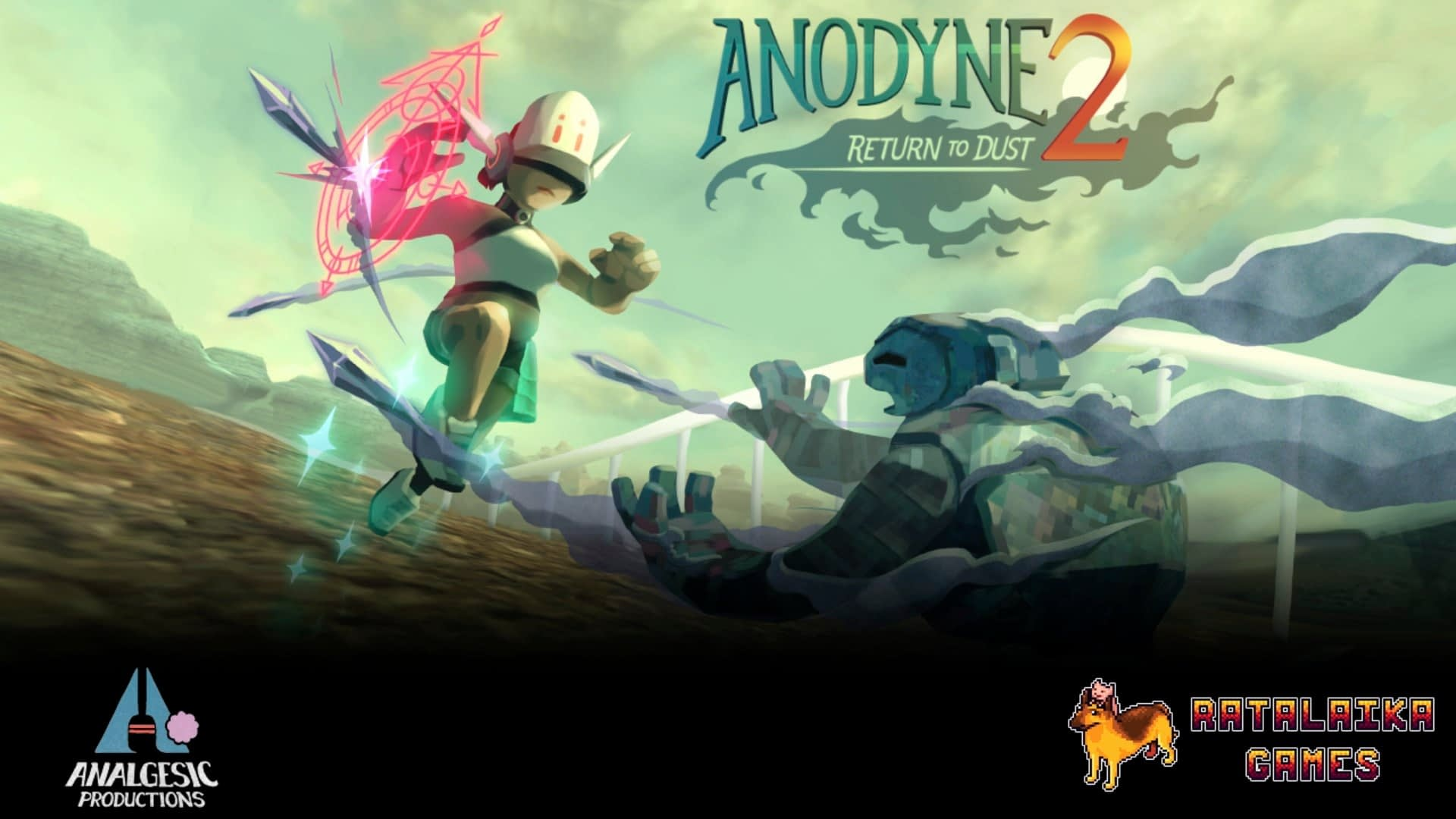 Anodyne 2 Is Now Available For Xbox One And Xbox Series X S 1