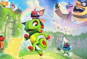 Best Of 2020: Ex-Rare Composers David Wise And Grant Kirkhope On Writing For Yooka-Laylee, Their Inspirations And Working From Home 4