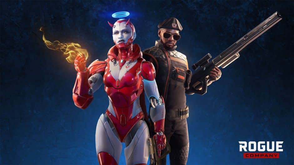 Rogue Company Launches Season One Today with New Battle Pass and New Rogue 1