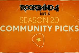 Ring in 2021 with Rock Band 4 Rivals 5