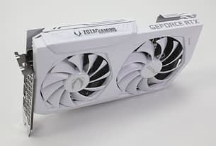 Zotac GeForce RTX 3060 AMP; The Small White One 2