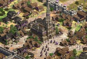 The Lords of the West Have Arrived in Age of Empires II: Definitive Edition, Available Now 3